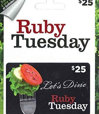 RubyTuesdayGiftCard